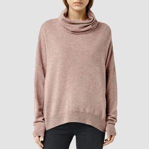 All Saints Parri Turtleneck Sweater